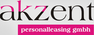 Logo akzent-personalleasing gmbh
